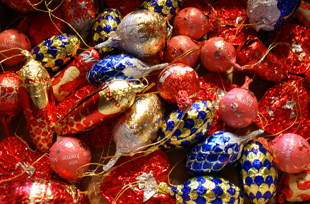 Chocolate Christmas Gifts